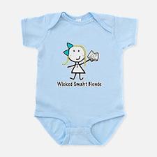 Book - Wicked Smaht Infant Bodysuit