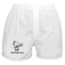 Book - Wicked Smaht Boxer Shorts