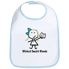 Book - Wicked Smaht Bib