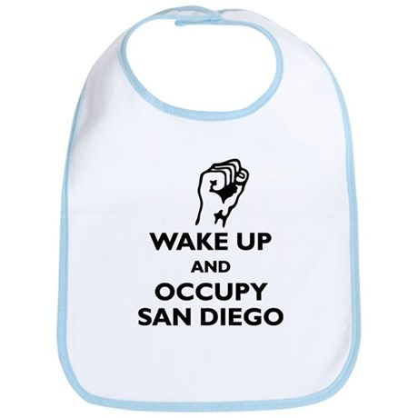 Occupy San Diego Bib