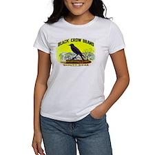 Black Crow Cigar Label Tee