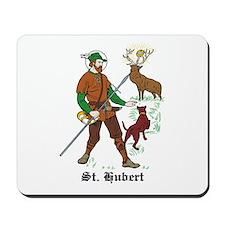 St. Hubert Mousepad