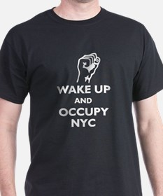 Occupy NYC T-Shirt