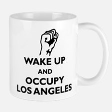 Occupy Los Angeles Mug