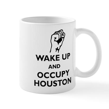 Occupy Houston Mug