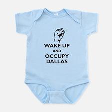 Occupy Dallas Infant Bodysuit