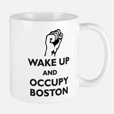 Occupy Boston Mug