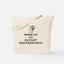 Occupy San Francisco Tote Bag