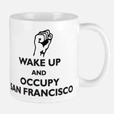 Occupy San Francisco Mug