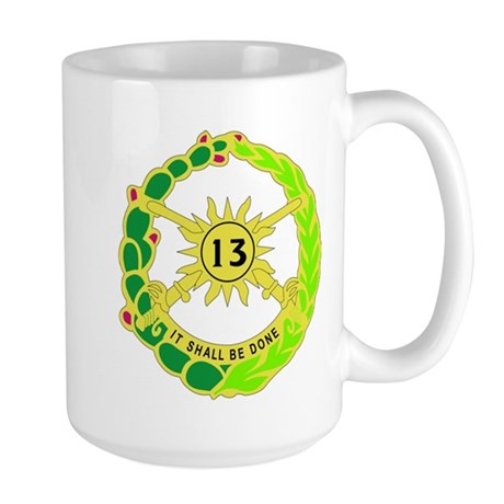 DUI - 2nd Sqdrn - 13th Cav Regt Large Mug