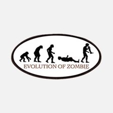 Evolution of Zombie Patches