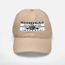 Michigan Militia II Baseball Baseball Cap