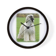 Afghan Hound 9Y247D-010 Wall Clock
