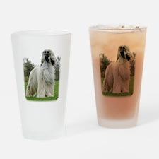 Afghan Hound 9Y247D-025 Drinking Glass