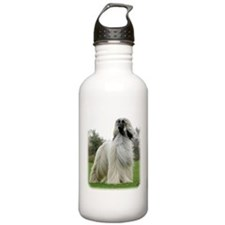 Afghan Hound 9Y247D-025 Water Bottle