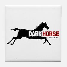 DARK HORSE, San Francisco Tile Coaster