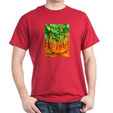 Incandescent Forest T-Shirt