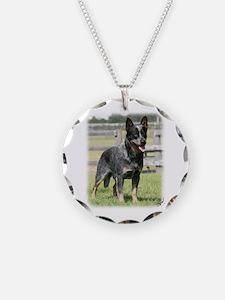 Australian Cattle Dog 9Y749D-017 Necklace