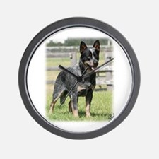 Australian Cattle Dog 9Y749D-017 Wall Clock