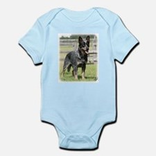 Australian Cattle Dog 9Y749D-017 Infant Bodysuit