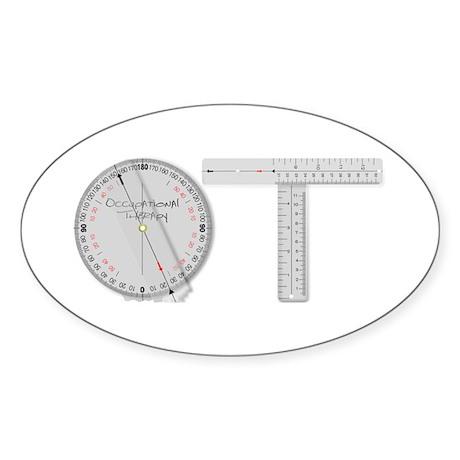 OT Goni Design Sticker (Oval)