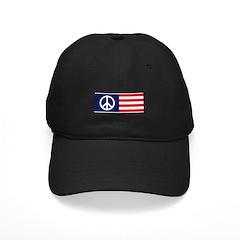 PEACE FLAG Baseball Hat