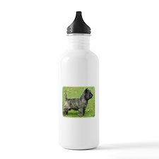 Cairn Terrier 9Y004D-024 Water Bottle