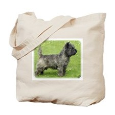 Cairn Terrier 9Y004D-024 Tote Bag
