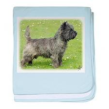 Cairn Terrier 9Y004D-024 baby blanket