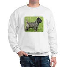 Cairn Terrier 9Y004D-024 Sweatshirt