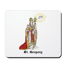 St. Gregory Mousepad