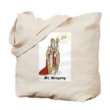 St. Gregory Tote Bag