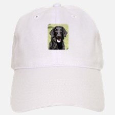 Flat Coated Retriever 9Y040D-040 Baseball Baseball Cap