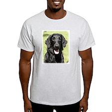 Flat Coated Retriever 9Y040D-040 T-Shirt
