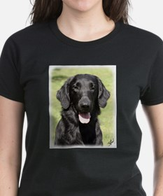 Flat Coated Retriever 9Y040D-040 Tee