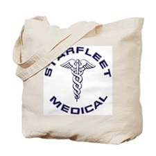 Starfleet Medical Tote Bag