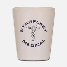 Starfleet Medical Shot Glass