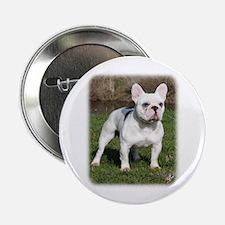 """French Bulldog 9Y202D-134 2.25"""" Button"""