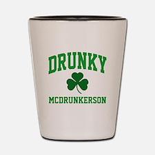 Drunky Shot Glass