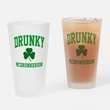 Drunky Drinking Glass