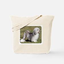 Lowchen 9Y400D-014 Tote Bag