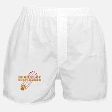 New SectionBeware of honey ba Boxer Shorts