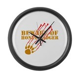 Honey badger Giant Clocks