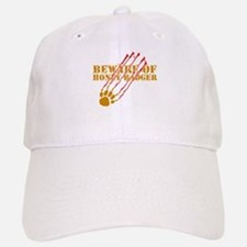 New SectionBeware of honey ba Baseball Baseball Cap