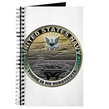 USN Navy There is No Substitu Journal
