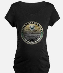 USN Navy There is No Substitu T-Shirt