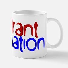 IMMIGRANT NATION Mug