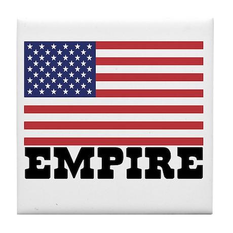 U.S. EMPIRE Tile Coaster