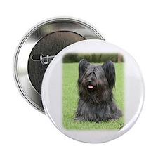"Skye Terrier 9Y766D-031 2.25"" Button (10 pack)"