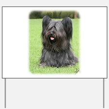 Skye Terrier 9Y766D-031 Yard Sign